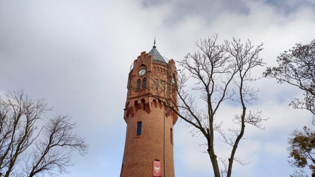 Zdjęcie z ASUS ROG Phone II wieża ciśnień