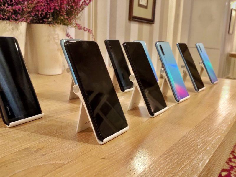 Huawei P Smart Pro to nowy średniak z ogromnym ekranem