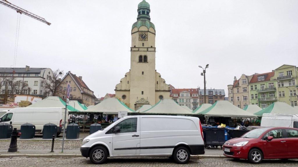 Zdjęcie z ASUS ROG Phone II Poznań, rynek Wildecki