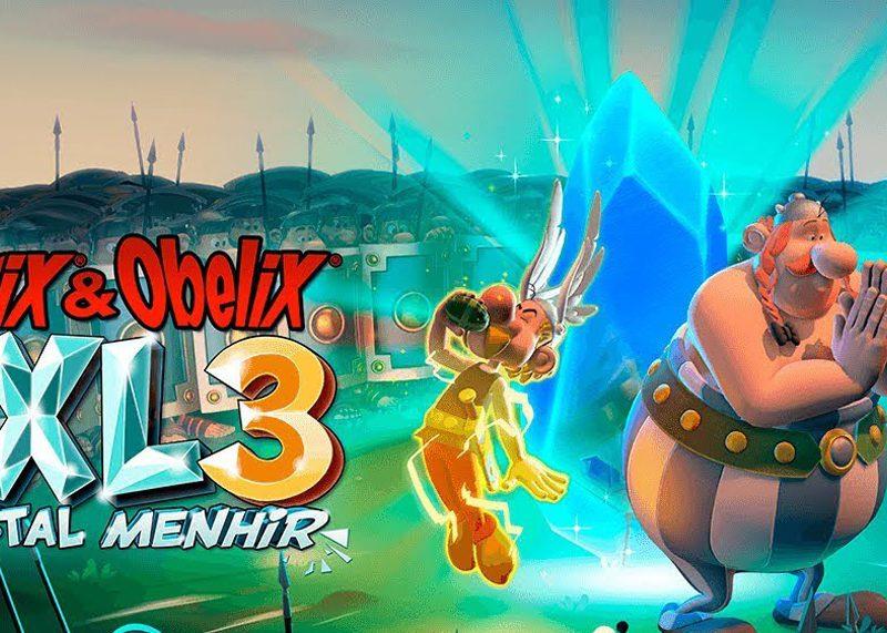 Słynny duet Galów znów w akcji. Premiera gry Asterix & Obelix XXL3: The Crystal Menhir