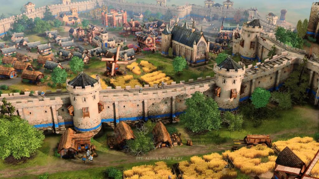 Gameplay Age of Empires IV