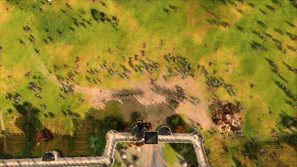 Age of Empires IV wojna
