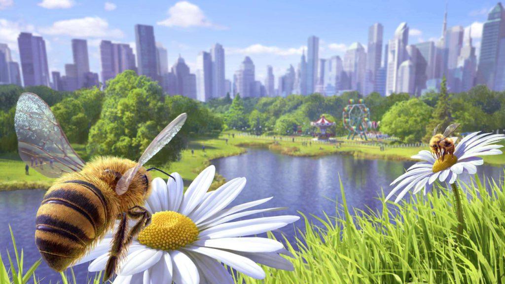 Bee Simulator Honey Park