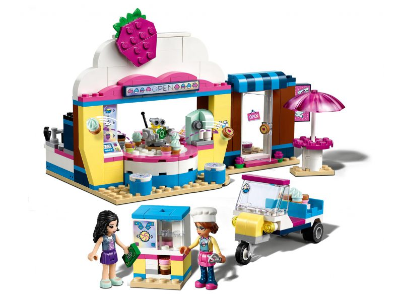 Cukiernia LEGO Friends