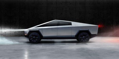 Tesla pokazała swój nowy pojazd Cyber Truck i nie obyło się bez wpadki