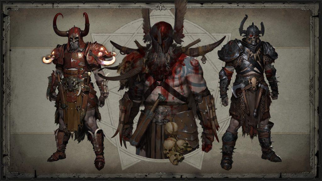 Diablo IV barbarzyńca