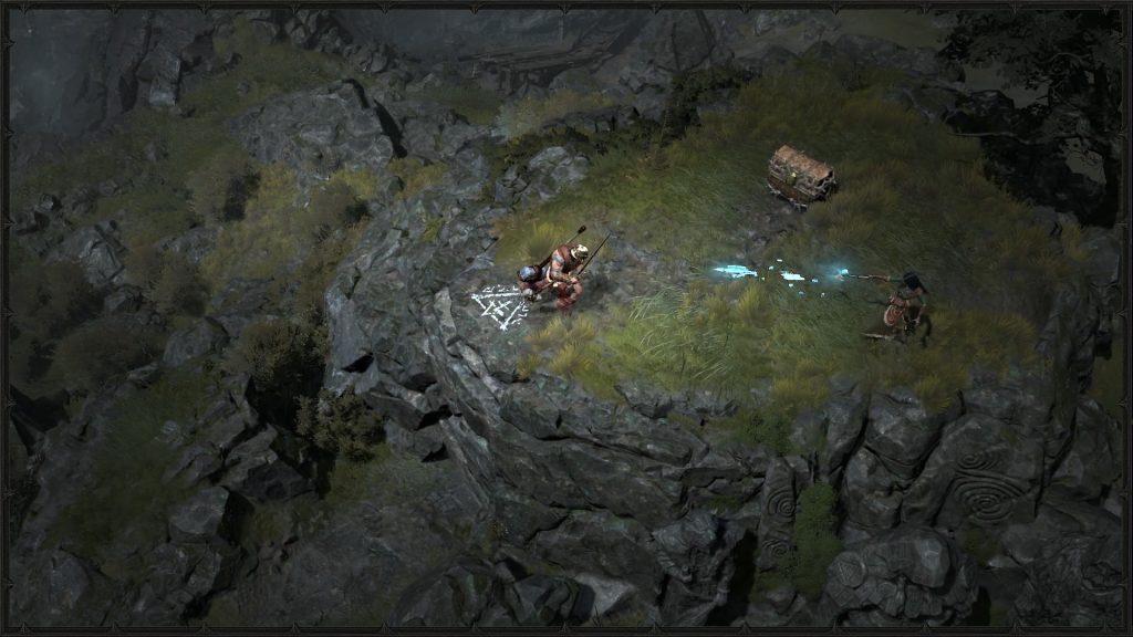 Diablo IV Gameplay czarodziejka