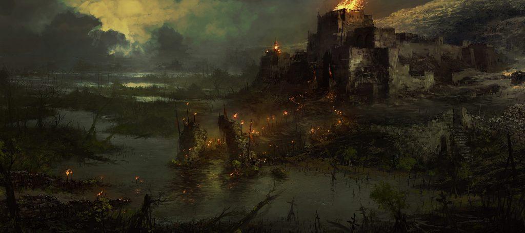 Diablo IV kraina gry