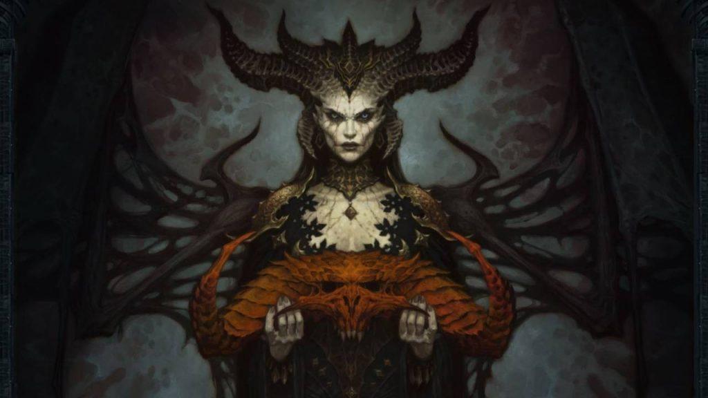 Diablo IV lilit