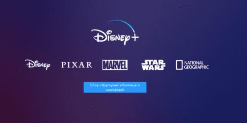 Premiera Disney+. Kiedy platforma będzie dostępna w Polsce?