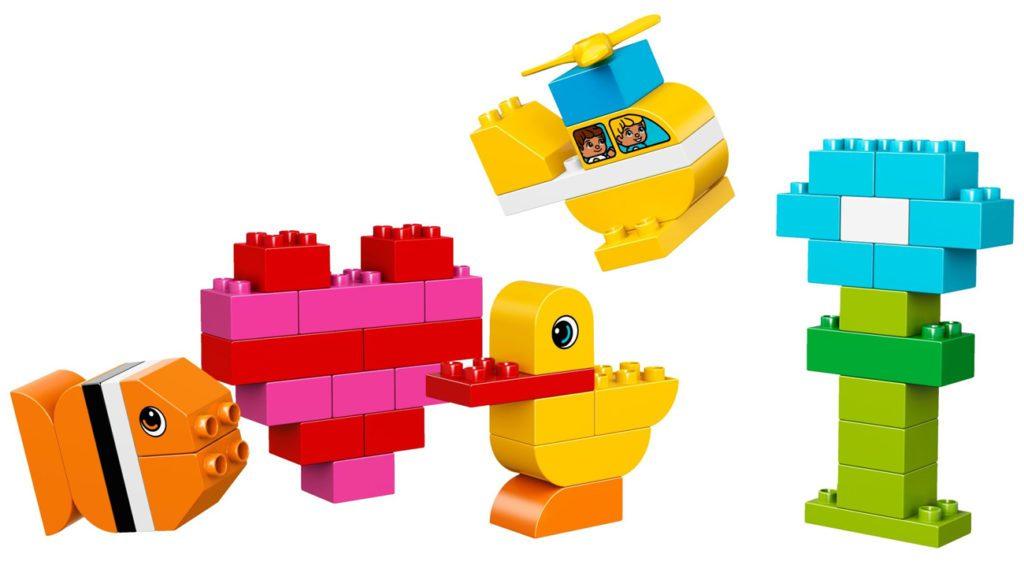 Pierwsze klocki LEGO Duplo