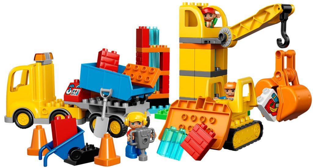 LEGO Duplo budowa