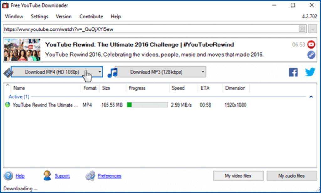 program do pobierania muzyki z youtube