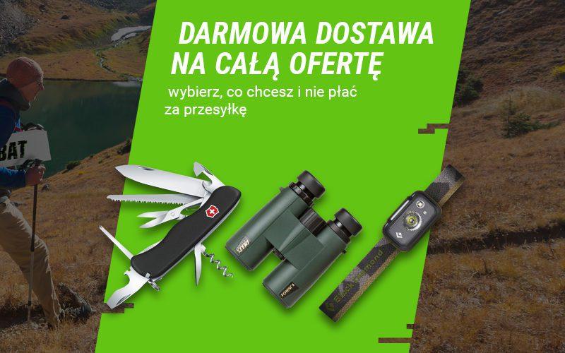 Tydzień darmowej dostawy w combat.pl