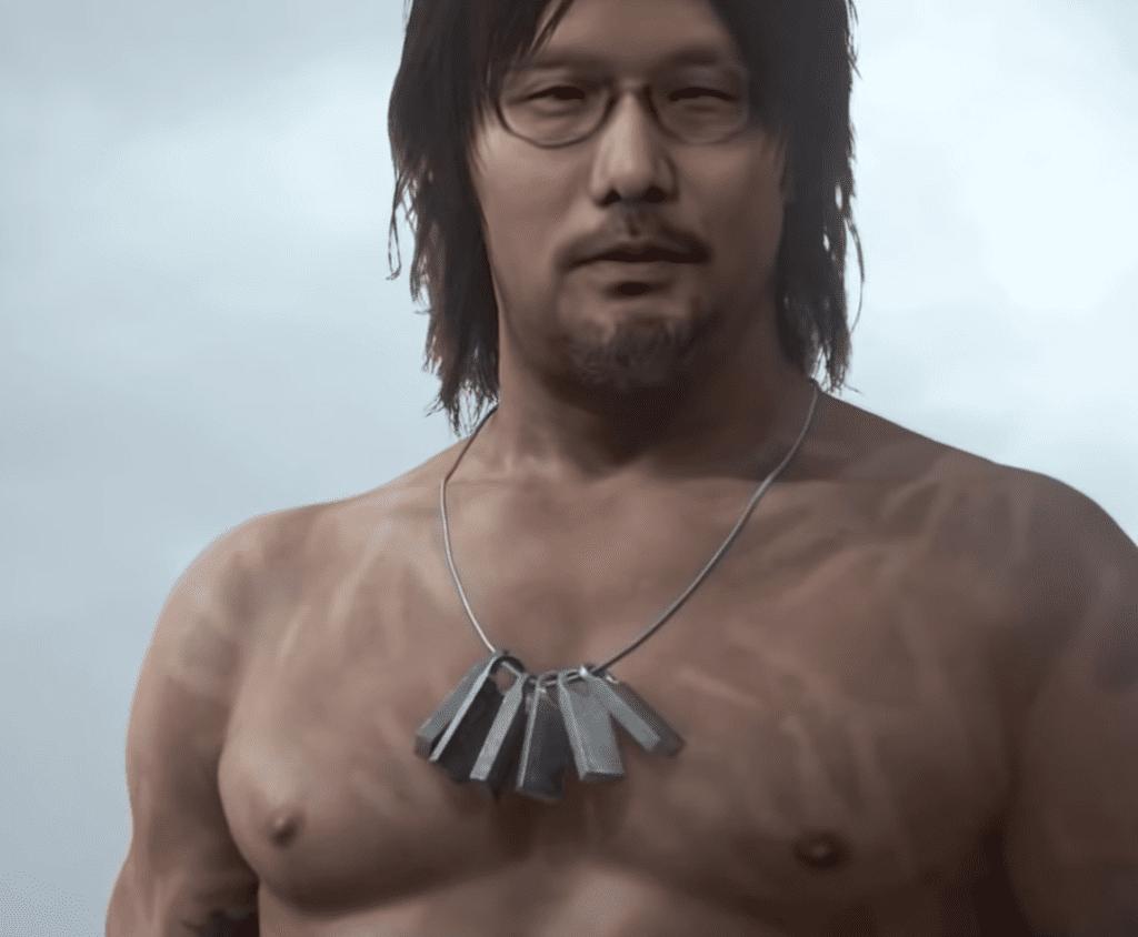 Death Stranding by Hideo Kojima