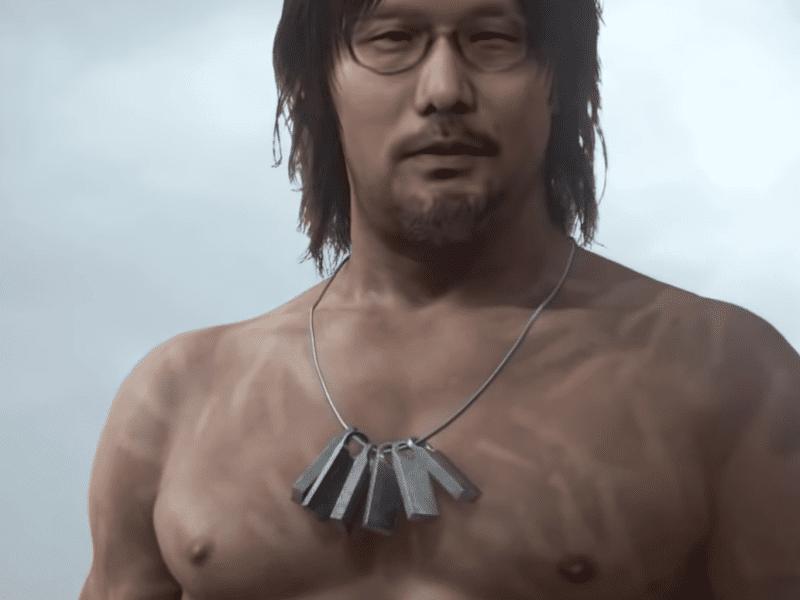 A gdyby tak Death Stranding miało w obsadzie jednego aktora? I gdyby tak był nim Hideo Kojima?