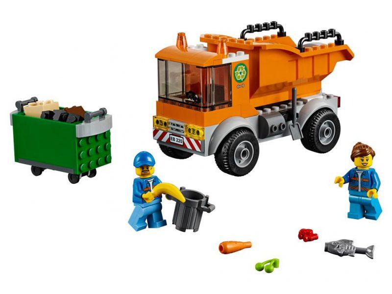 mikołajkowy prezent LEGO Geex