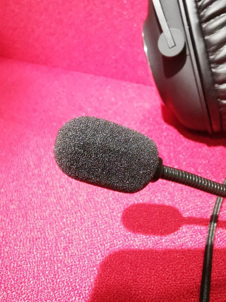mikrofon słuchawek logitech g pro x