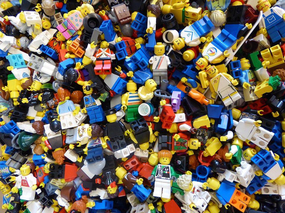ciekawostki Lego Geex