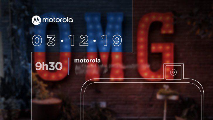 Motorolę One Hyper poznamy już 3 grudnia