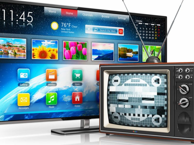 Historia telewizorów – lata 2009-2017