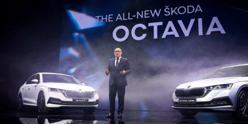 Nowa ŠKODA OCTAVIA. Samochód pełen technologii