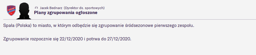 FM 2020 ciepłe klimaty