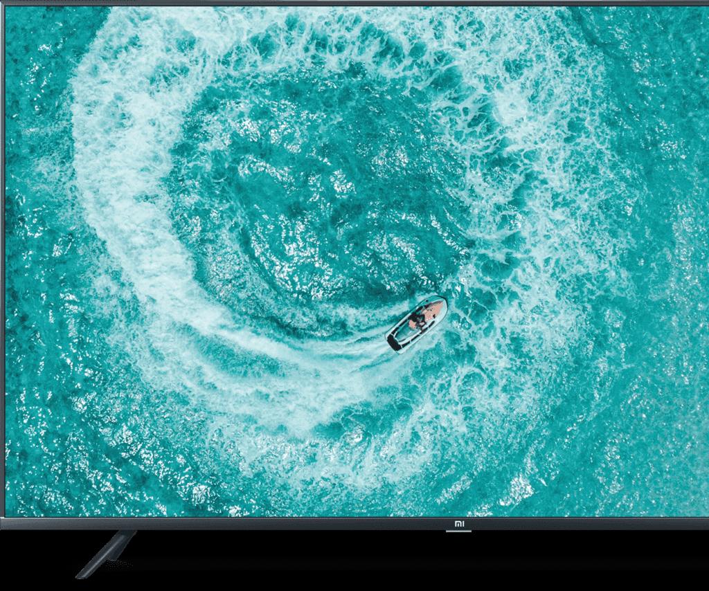 wygląd telewizora xiaomi mi 4K