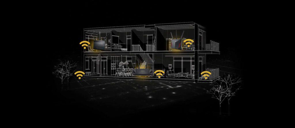 ASUS AiMesh WI-Fi 6 geex