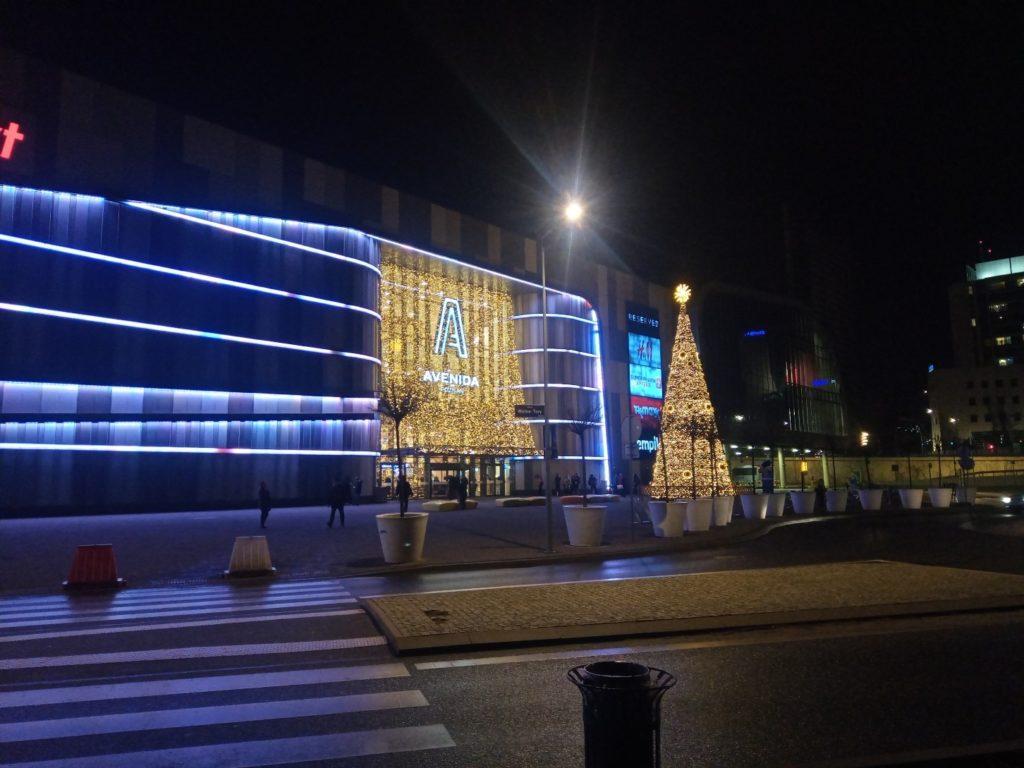 Zdjęcie z CAT S52 Poznań Avenida