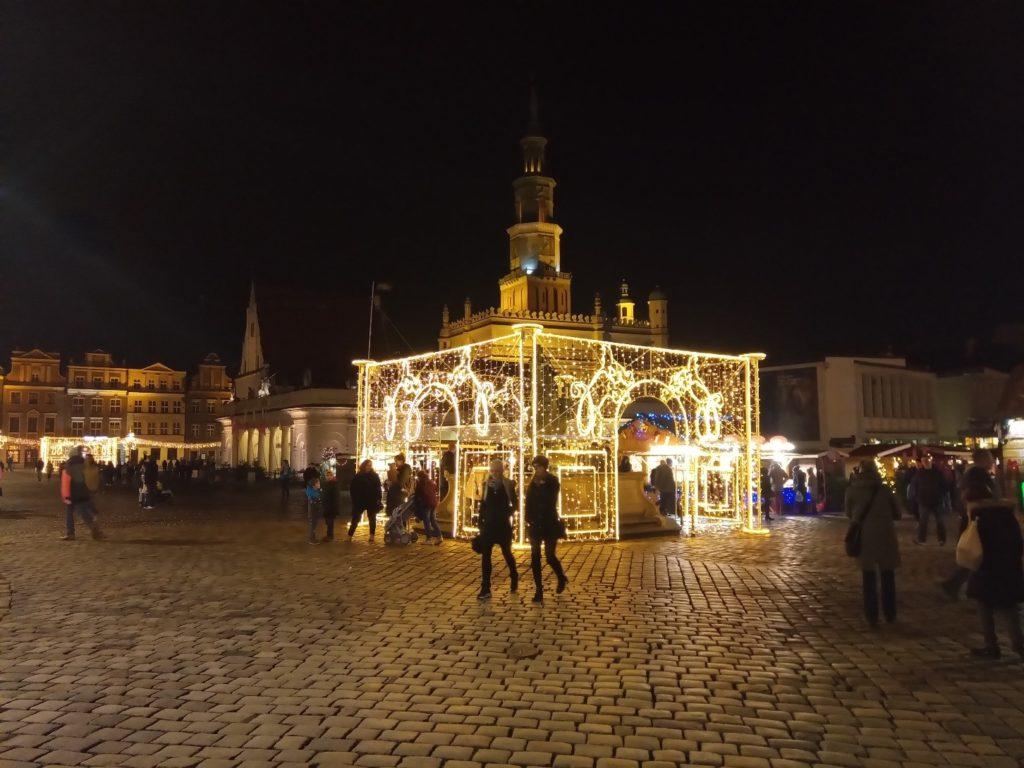 Zdjęcie z CAT S52 Poznań Stary Rynek