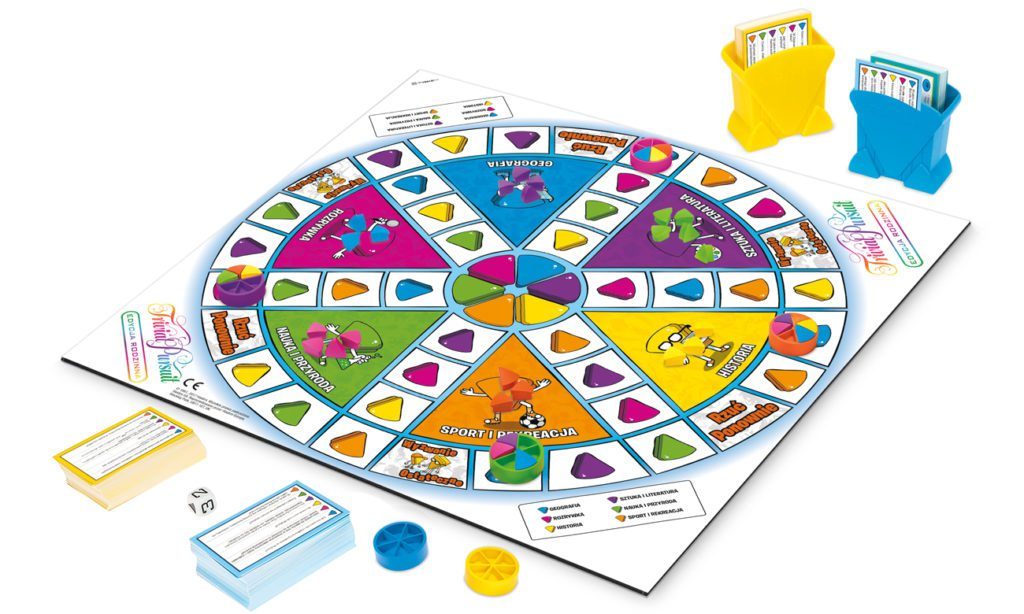 Hasbro Trivial Pursuit Edycja Rodzinna geex
