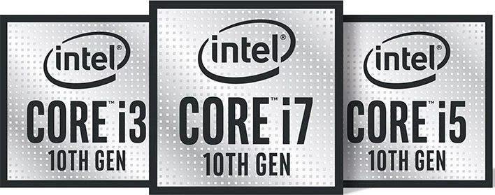 procesor intel 10 generacji