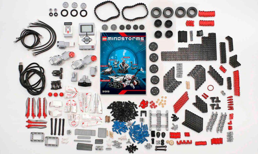 LEGO MINDSTORMS prezent święta geex