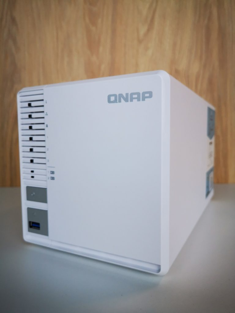 QNAP TS-351-2G serwer NAS