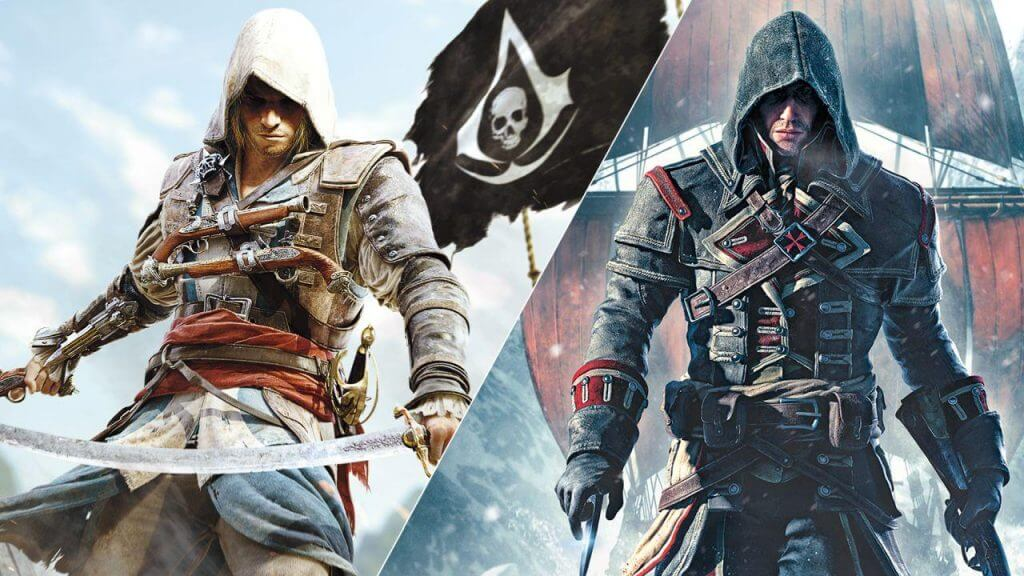 assasins creed the rebel collection