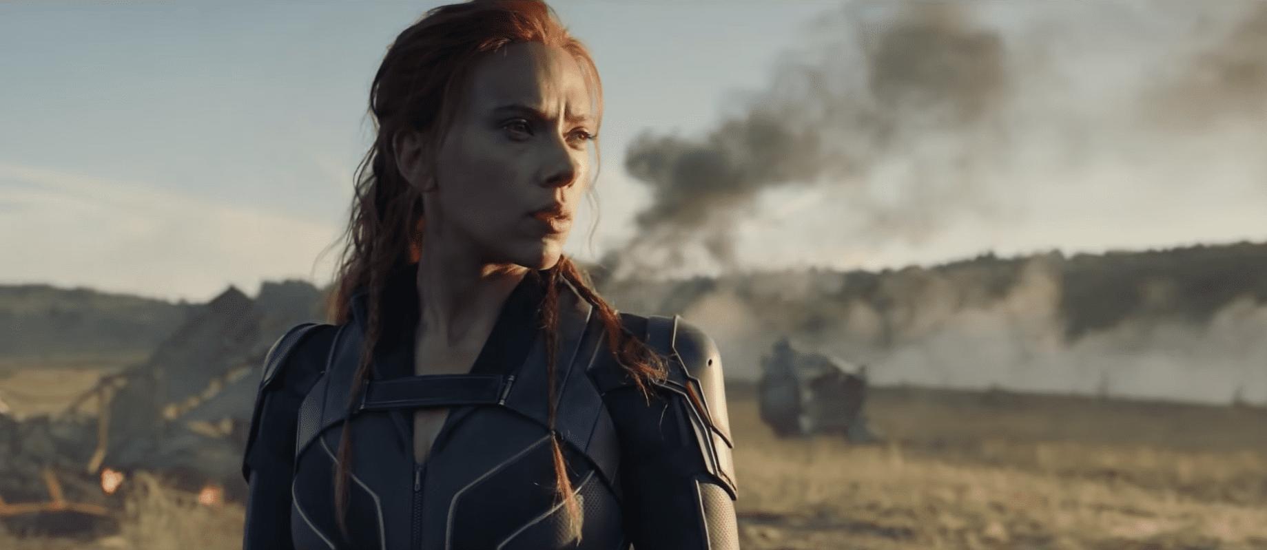 """Czarna wdowa się skrada – trailer """"Black Widow"""", premiera w maju 2020"""