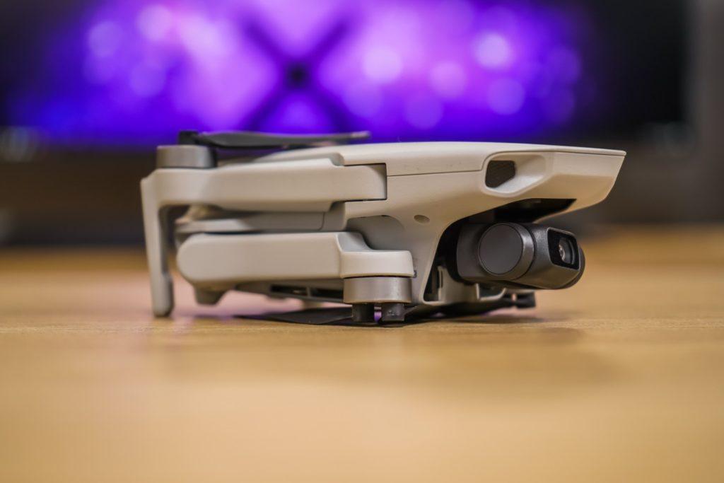 dron mavic mini - kamera