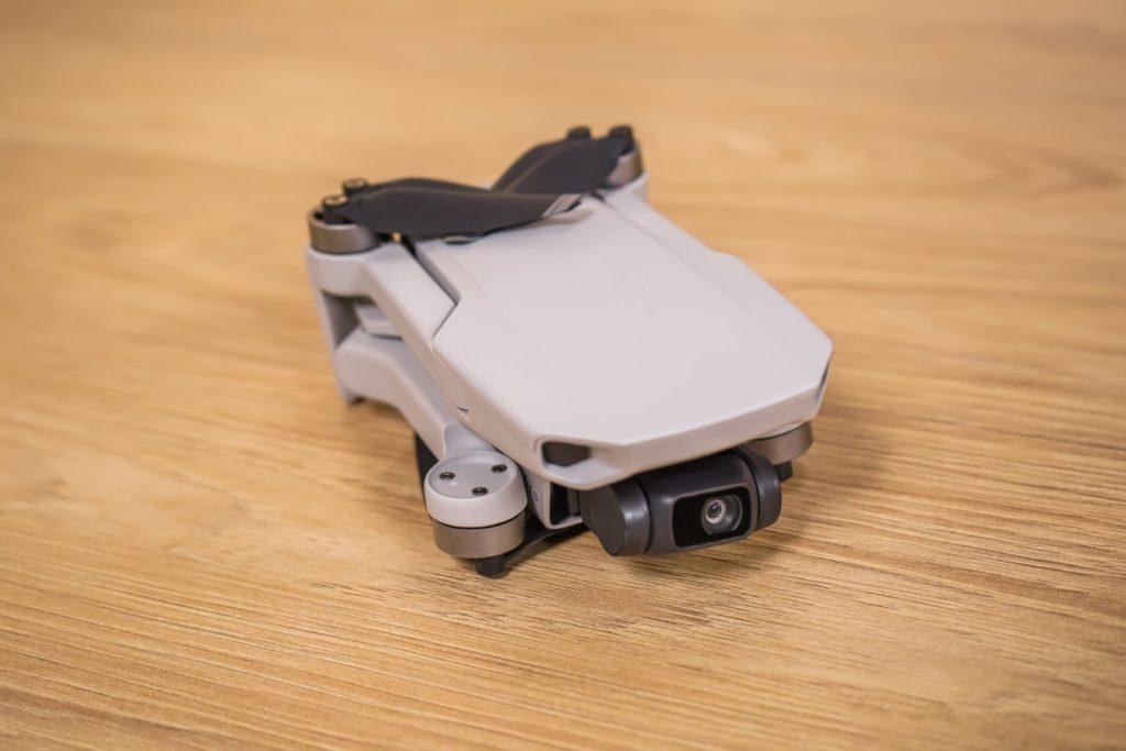 dron złżony