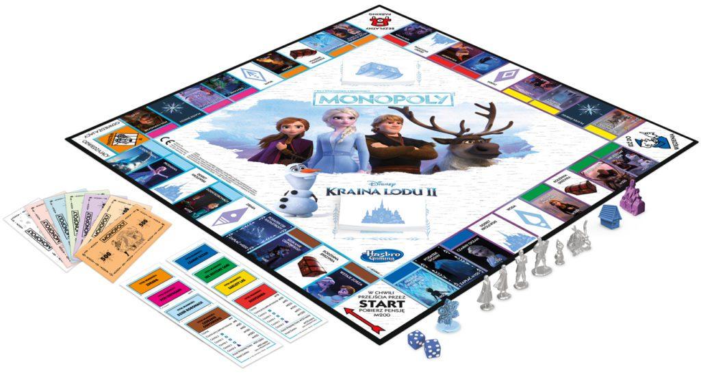 monopoly frozen II geex