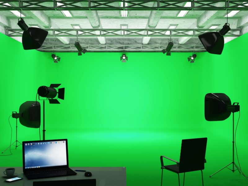 Jak postanowiłam zostać youtuberem cz. 1 – Green Screen Elgato