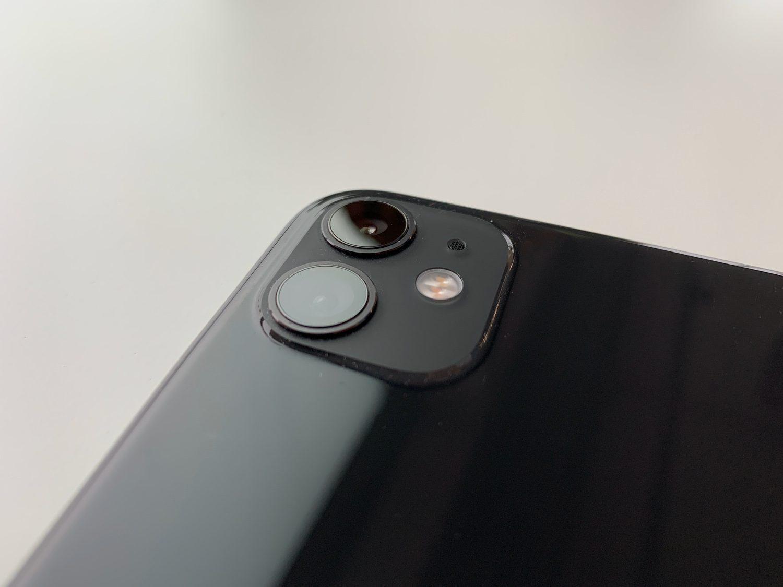 dwa obiektywy iPhone 11