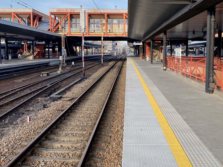 Dworzec PKP Częstochowa