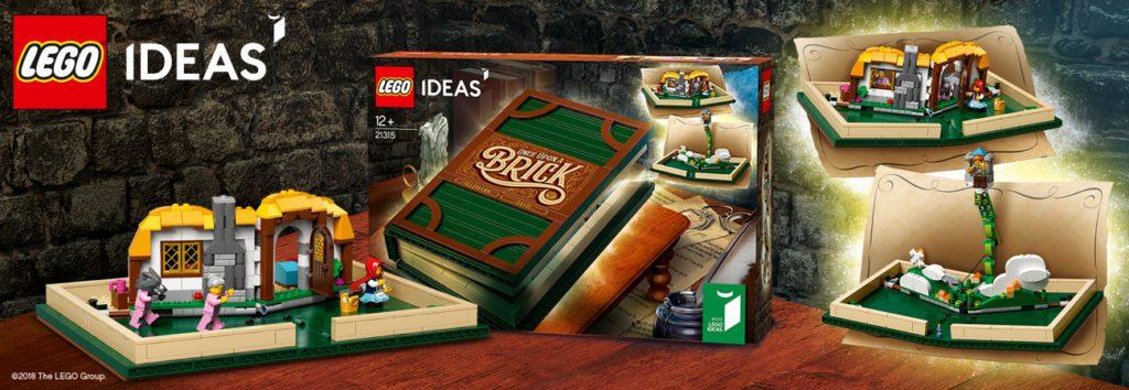 LEGO Ideas prezent na święta Geex