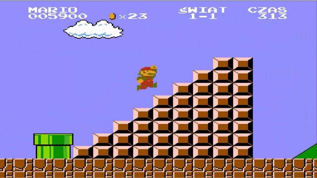 Super Mario Bros Pegasus