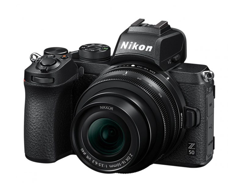 Aparat fotograficzny Nikon