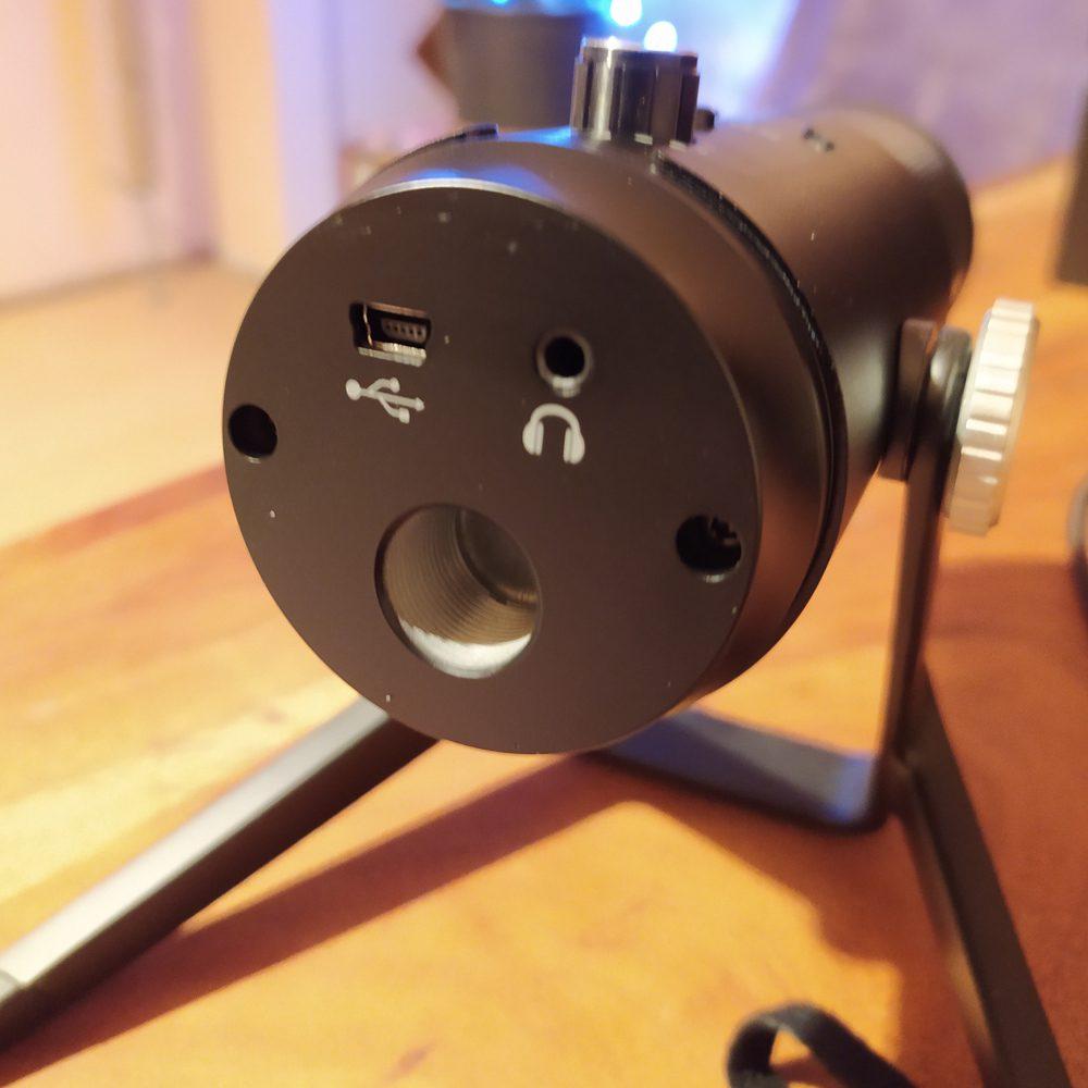 złącza mikrofonu novox ncx