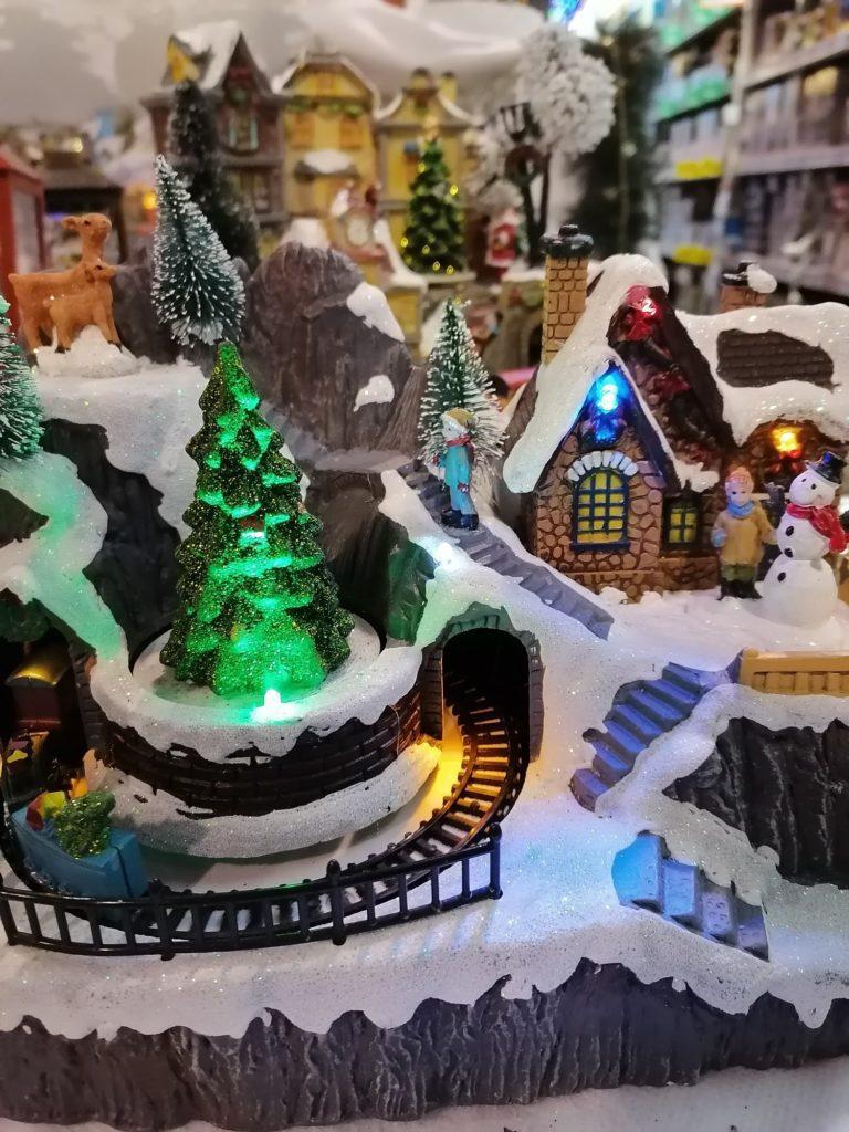 P Smart Pro zdjęcie dekoracji bożonarodzeniowej