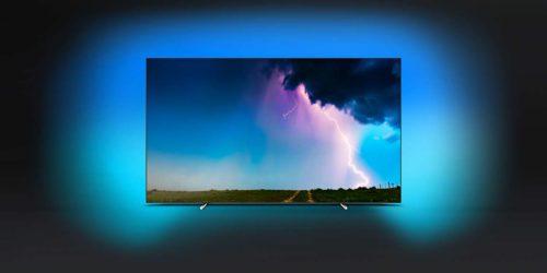 Philips 55OLED754 – test i recenzja telewizora OLED z systemem Saphi