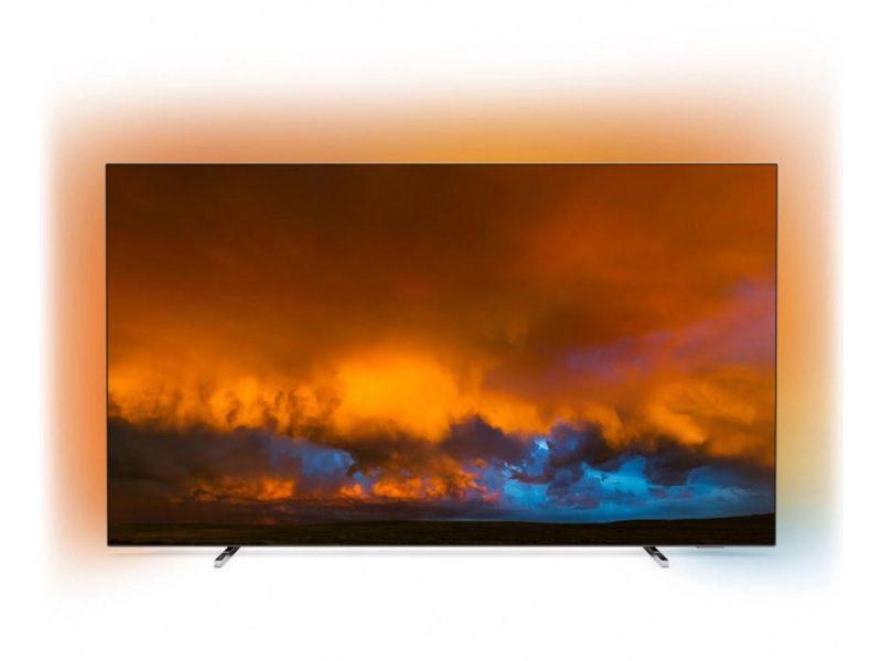 ambilight telewizora philips oled804